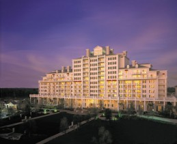 The Sandestin Golf and Beach Resort in Miramar Beach, Florida provides first-class accomidations just steps from the beach.
